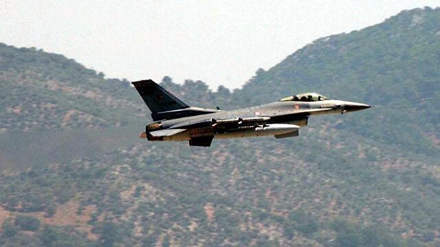 Турецкий истребитель F-16 сбил армянский Су-25