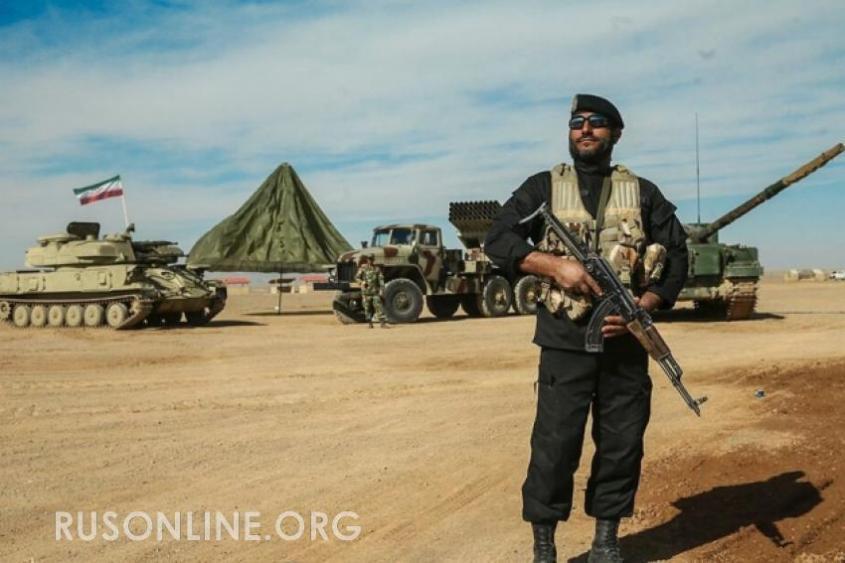 Иран стягивает войска к границам Азербайджана. Неожиданное продолжение