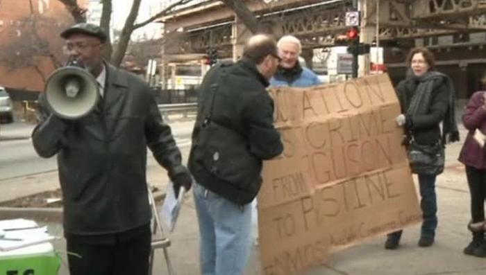 В США манифестанты в разных городах требуют «остановить расизм»
