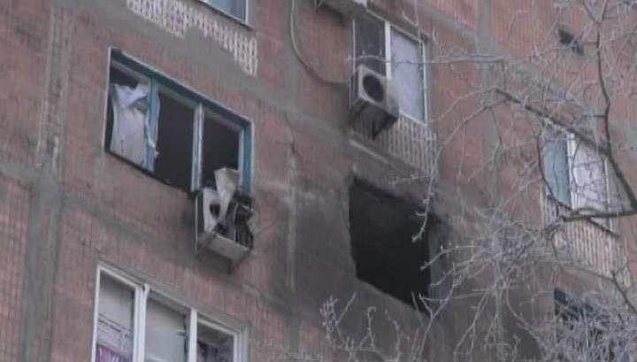 Украинская армия отметила профессиональный праздник убийством жителей Донецка