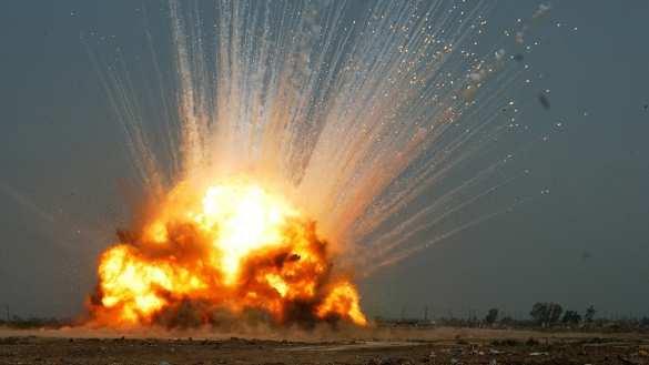 Дроны и РСЗО уничтожают дивизию в Карабахе. Огненный ад | Русская весна