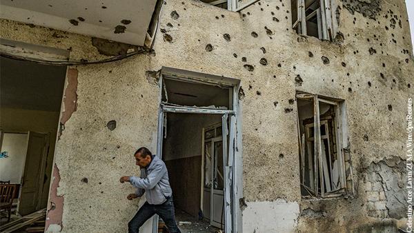 Ракетное устрашение Карабаха обнажило слабость Баку