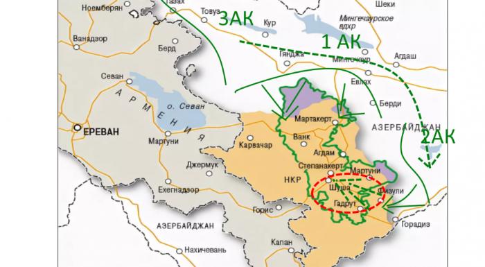 Война в Карабахе 2020 (день восьмой): Армяне допустили стратегическую ошибку. Катастрофа на юге