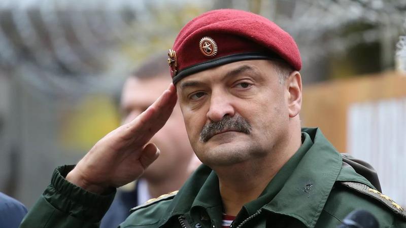 Владимир Путин сменил главу Дагестана. Регион возглавит генерал-полковник национальной гвардии