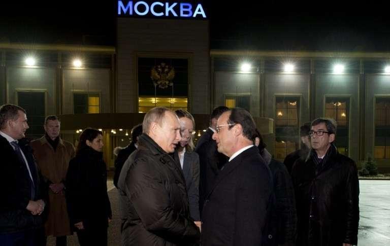 По Украине всё-таки договорились. Компромисс достигнут…