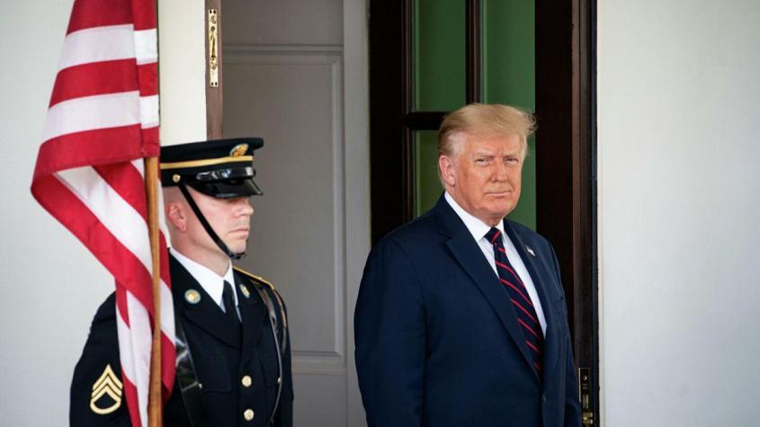 Коронавирус сам выбрал следующего президента США