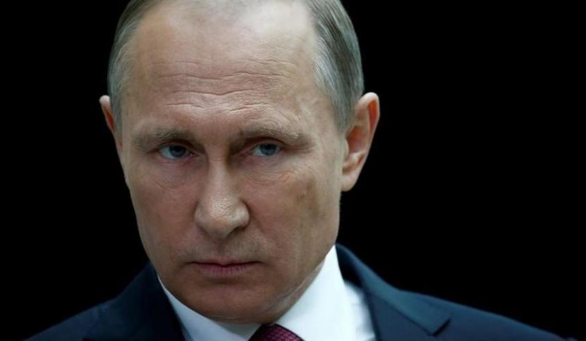 Владимир Путин сделал великий и страшный выбор