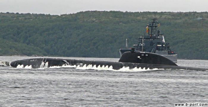 АПЛ «Обнинск» успешно запустила крылатую ракету из Баренцева моря