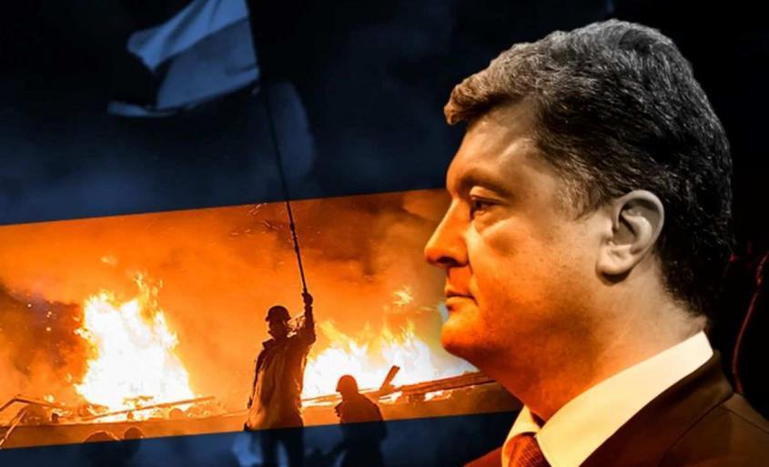 Организатор евромайдана Давид Жвания: Порошенко продавал оружие террористам в Сирию
