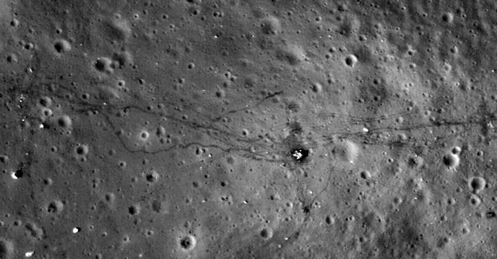 Космический курятник НАСА и старый советский мультик о Луне