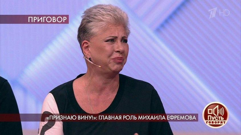 Михаила Ефремова будут вытаскивать из тюрьмы