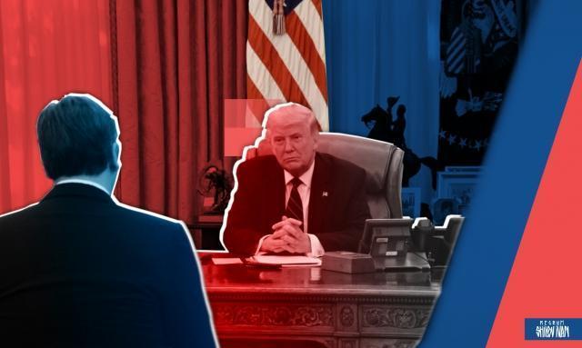 Александр Вучич и Дональд Трамп. 4 сентября 2020 года, Вашингтон