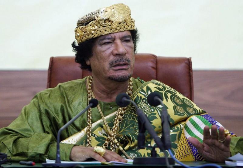 Каддафи в 2009 году рассказал секрет о биологической войне коронавирусом