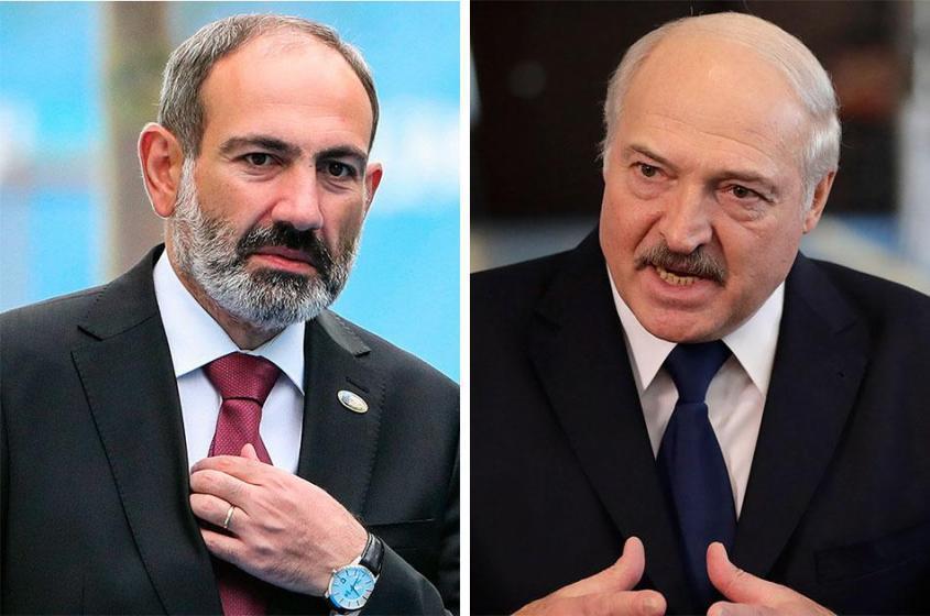 Чем «многовекторный» Пашинян отличается от «многовекторного» Лукашенко