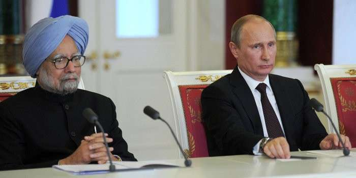Индия отказалась вводить санкции против России