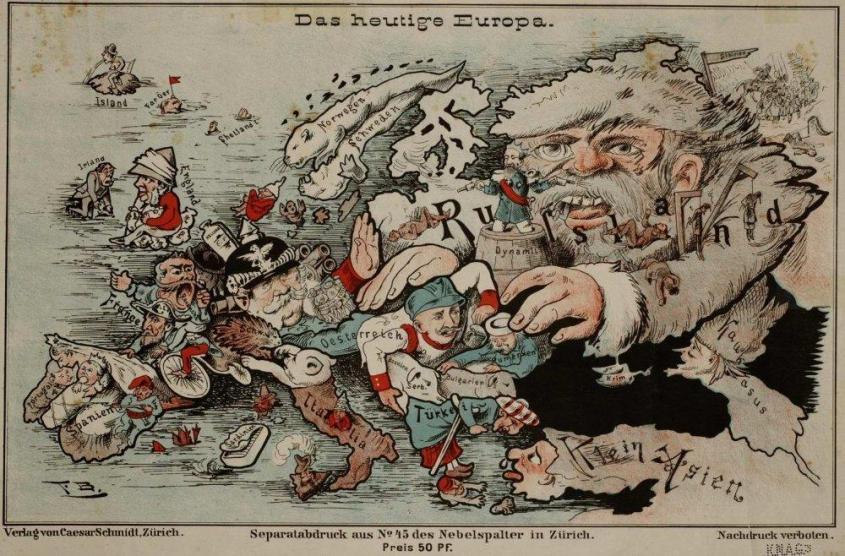 Карл Маркс: сжечь Одессу, разрушить Севастополь. Чем на самом деле была Россия для её «учителя»