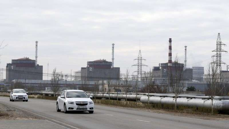 Запорожская АЭС: банальное КЗ в трансформаторе или тест американских ТВЭЛов?