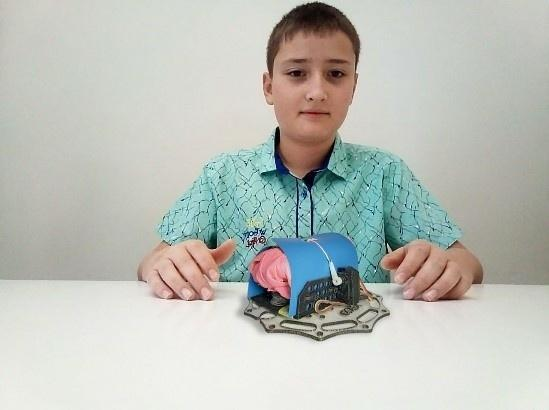 Российские школьники завоевали 17 призов на ежегодной Международной выставке молодых изобретателей