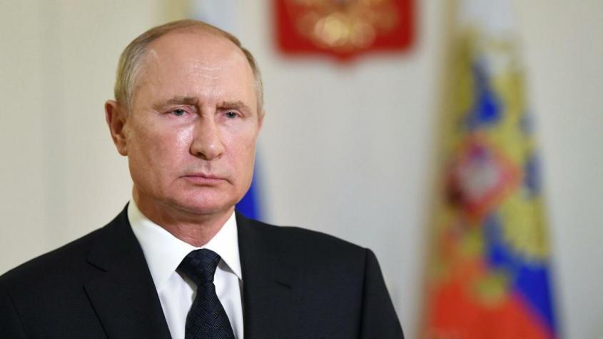 Владимир Владимир Путин поручил перевести государственные услуги в онлайн к 2023 году