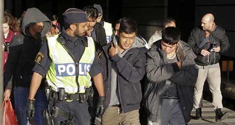 Великобритания: как Швеция – наша страна стала раем для гангстеров