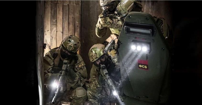 Сирийская группировка террористов готовила удар по Волгограду, ей помешал спецназ ФСБ