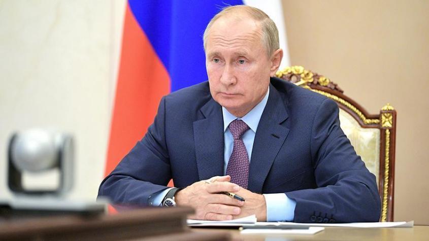 Владимир Путин заявил об обострении проблемы безработицы в РФ