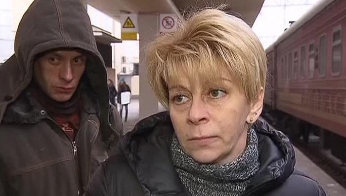 Доктор Лиза вновь уехала в Донецк за тяжелобольными детьми