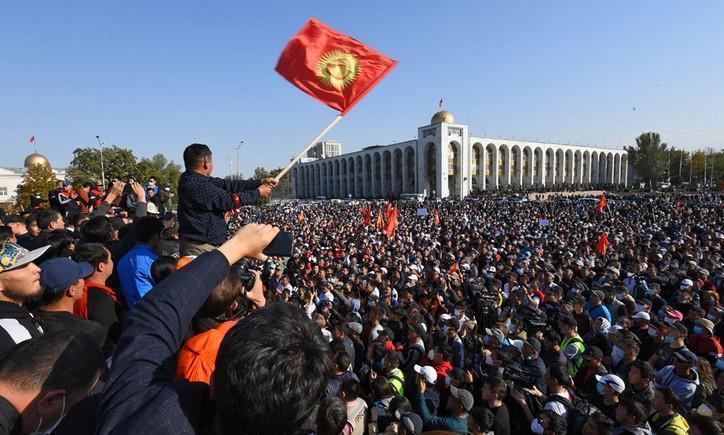 «Революцию» в Киргизии поставили на паузу. Надолго ли?