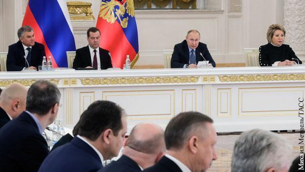Российская политика получит свой собственный генштаб