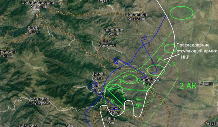 Война в Карабахе 17 октября: как выглядит «грязная война»