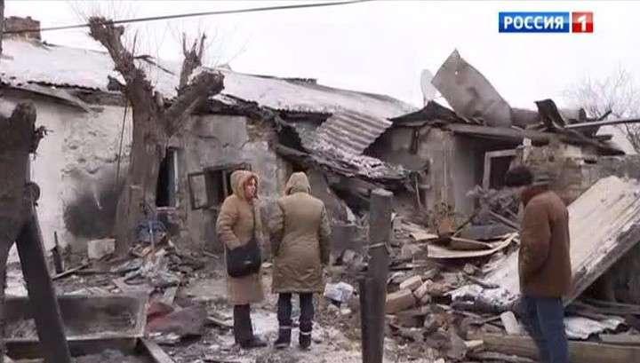 По мирным жителям Донбасса снова стреляют из «Градов»
