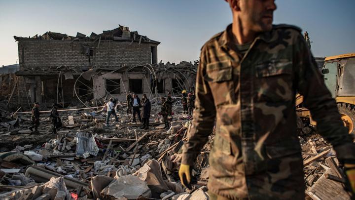 Роль Турции в войне Азербайджана с Арменией в Карабахе