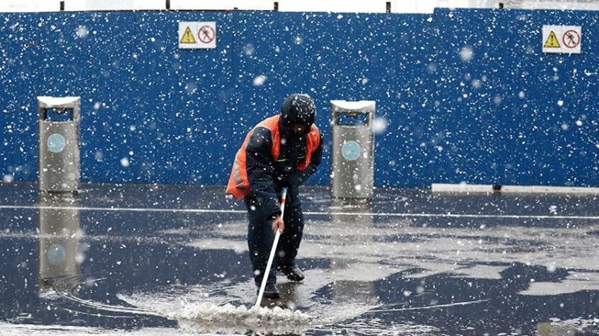 На Москву обрушится мокрый снег и штормовой ветер – экстренное предупреждение МЧС