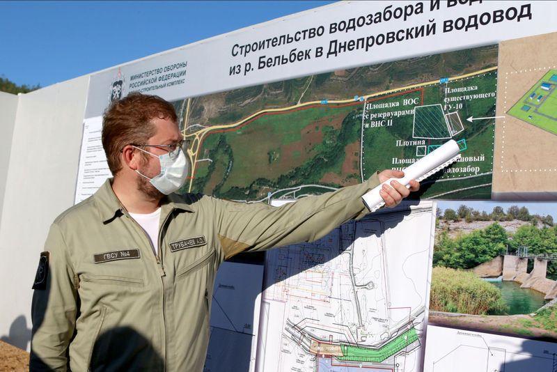 Для Севастополя нашли новый источник пресной воды