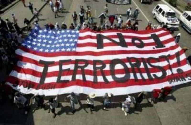 США – это террористическое государство номер один