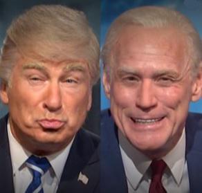 Американский юмор о выборах в США: Мыльная опера и Вскрытие инопланетянина