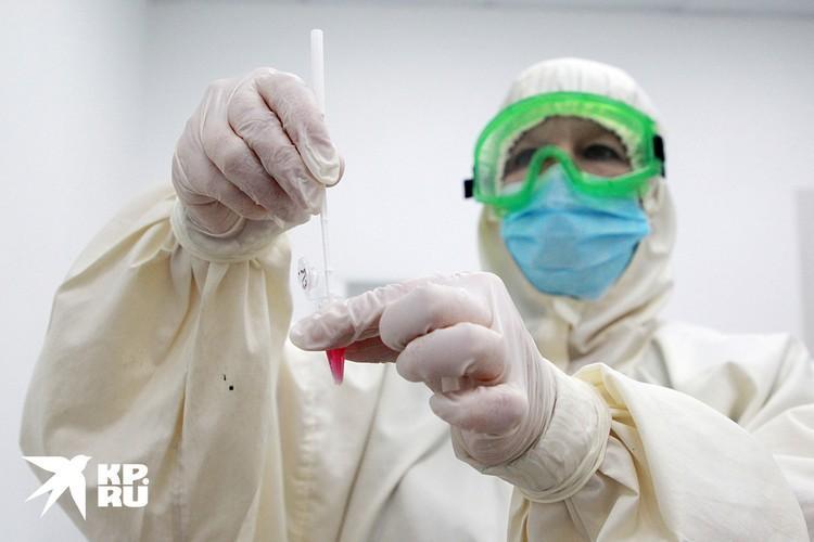 Необходимость проведения лабораторных исследований крови определяется врачом