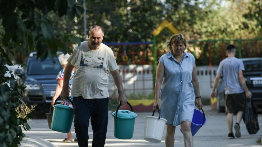 Крым получит 50 миллиардов на решение проблемы водоснабжения