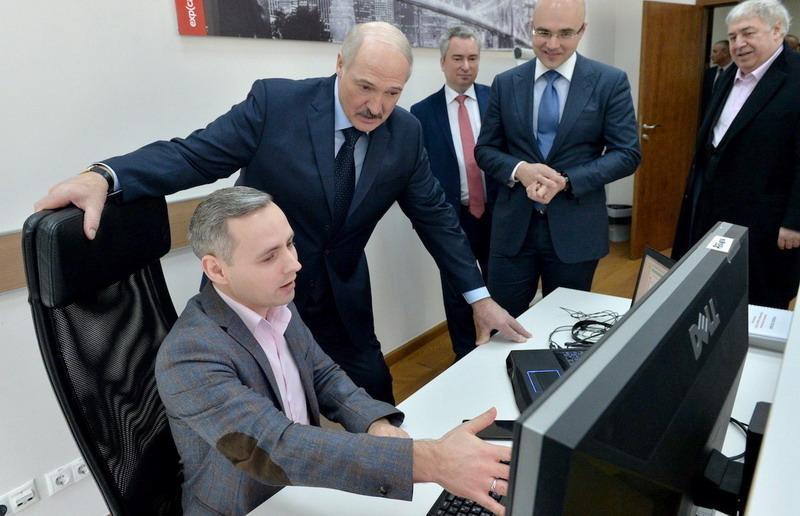 Лукашенко задействовал современные технологии против наглых майданщиков