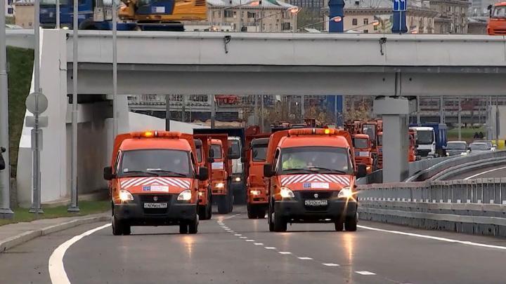 В Москве появилась новая вылетная магистраль. Завершён один из крупнейших дорожных объектов города
