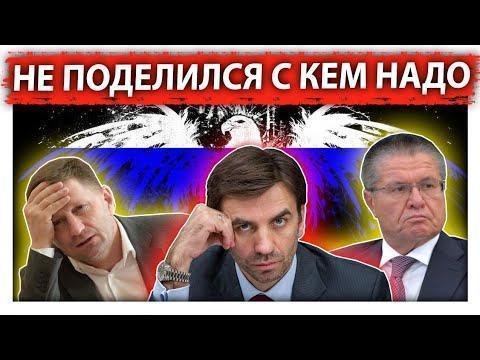 Коррупция в России. Дело Абызова, Улюкаева, Фургала