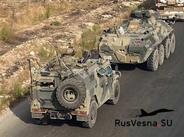 Сирия: турецкие войска бросают свои базы и уходят к террористам под охраной армии России | Русская весна