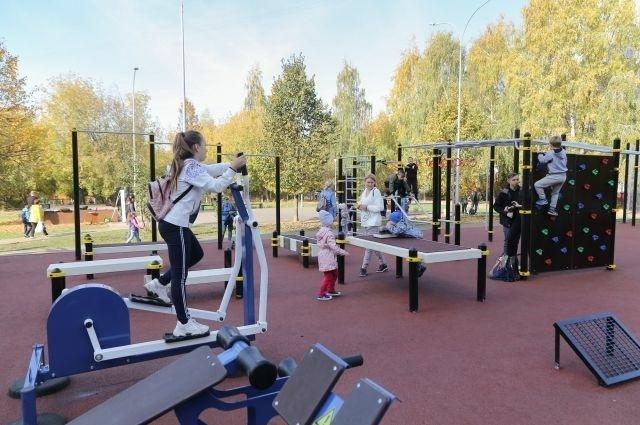 Новые спортивные объекты открыты в регионах России: обзор