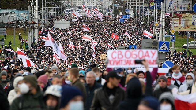 Ультиматум Тихановской. Ультиматум Тихановской. Белоруссия хоронит цветную революцию