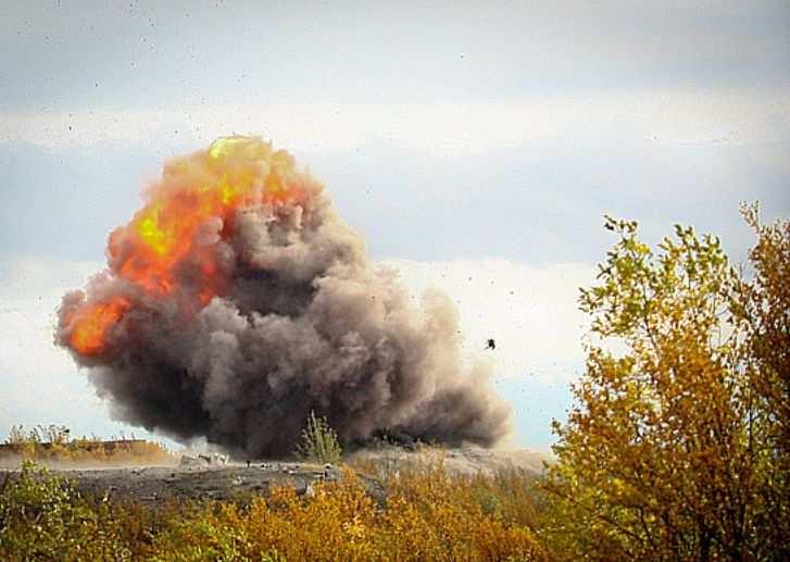 Взрыв загоризонтом в Карабахе: уничтожена РСЗО Азербайджана