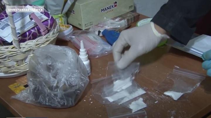 Сотрудники ФСБ накрыли крупную нарколабораторию в Подмосковье