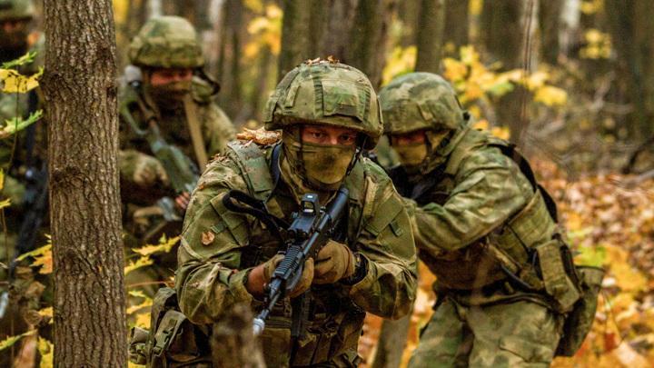 Спецназ России отмечает свой профессиональный праздник