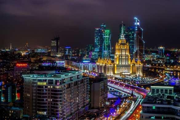 Москва вошла в топ лучших городов мира | Русская весна
