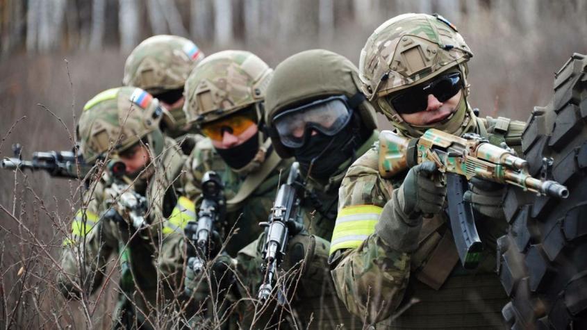 На какой спецназ сделала ставку Россия: Работают по всему миру