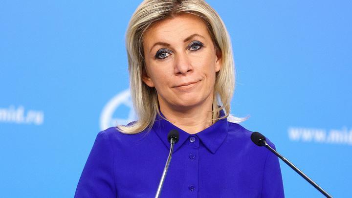 Захарова ответила немецкому генералу, назвавшего Россию противником НАТО